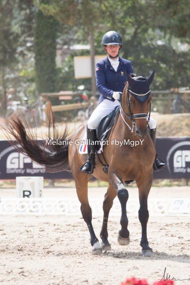 Dressage CamilleBoireau TFB 2018-0445