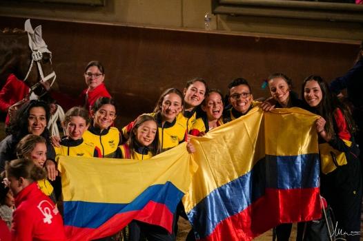 Juan Martin Clavijo COL ForEverDuChalet CH WC Final FEI © Melanie Guillamot 2019-2814